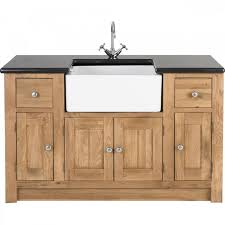 small belfast sink unit