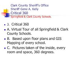 clark county gis maps clark county sheriff s office sheriff gene a ppt