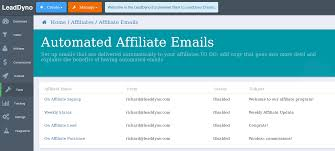 affiliate tracking software u0026 online marketing system leaddyno
