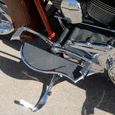 Motorcycle Footboards Front Floorboards For Custom Harley Baggers Harley Front