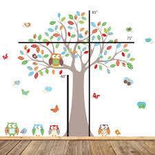 vinyl wall decal stickers owl tree set nursery baby pattern leaf vinyl wall decal stickers owl tree set nursery baby pattern leaf tree vinyl wall art