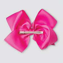 different types of hair bows jojo siwa bow hair clip neon pink target