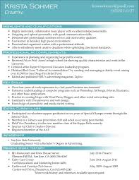 Art Education Resume Example Resume Job Objectives Professional Resumes Sample Online
