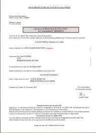 association loi 1901 bureau association solidarité maroc statuts
