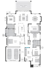 beach house single storey home design floor plan wa floor awesome