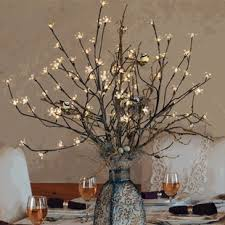 Led Branch Centerpieces by 1000 Images About Lighted Branches On Pinterest Branches