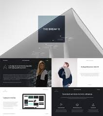 best new presentation templates of 2016 powerpoint keynote