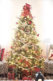 decoration decoration fresh country christmas tree decorations