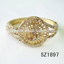 religious bracelet allah gold bangles muslim religious bracelet buy allah gold