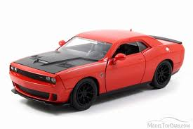 2015 dodge srt hellcat challenger 2015 dodge challenger srt hellcat orange toys 97600 1 24