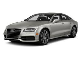 audi a7 models audi a7 a7 history a7s and used a7 values nadaguides
