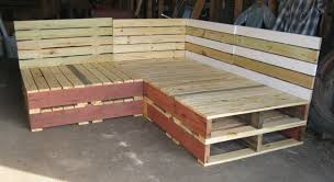 Patio Pallet Furniture by Furniture Nice Pallet Furniture With Dalton Outlaw Gang