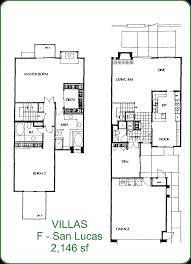 villas i floor plan whispering palms
