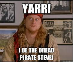 Steve Meme - pirate steve memes quickmeme