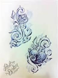 his and hers tattoo tattoo collections