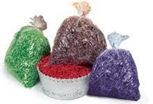 gift basket shredded paper gift basket filler nashville wraps