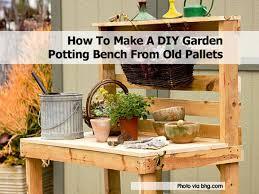 Garden Potting Bench Ideas Potting Bench Bhg3 Jpg