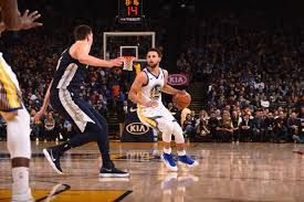 warriors vs nuggets final score golden state wins 124 114 over
