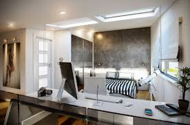 bedroom office black and white office decor small office bedroom combination