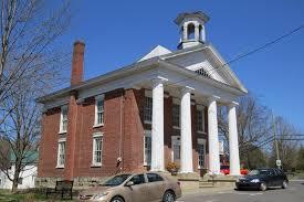 bureau d enregistrement palais de justice et bureau d enregistrement du comté de brome