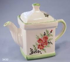 catalogue ornaments teapots collectable china