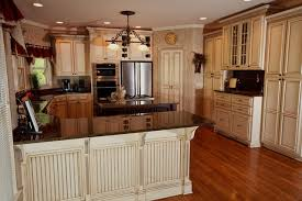 Glazed Kitchen Cabinets Atlanta By Kbwalls - Glazed kitchen cabinets
