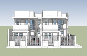 townhouse design townhouse design 180sqm lot b1 by imadeconcepts on deviantart