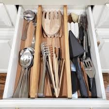 how to organize kitchen utensil drawer how to organize kitchen drawers polished habitat