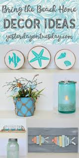 bring the beach home decor ideas add some nautical decor to your