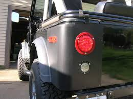 Jeep Tj Led Tail Lights Led Tail Lights On A Cj Jeepforum Com