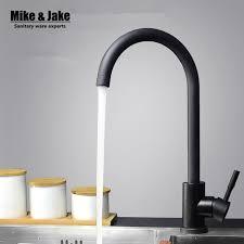 robinet noir cuisine noir et blanc 304 cuisine robinet sus 304 évier mélangeur de cuisine