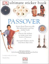 passover stickers ultimate sticker book passover 063060 details rainbow resource