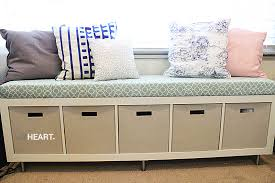 Piano Bench Cushion Pattern Diy Window Seat Easy Step By Step Instructions To Make This
