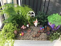 fairy garden diy teelie u0027s fairy garden