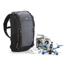 Backpack With Chair Attached Fpv Session Backpack For Quadcoptor Multirotor Drone Racing Pilots