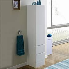 White Gloss Bathroom Cabinet - awesome freestanding bathroom cabinet fresh bathroom ideas