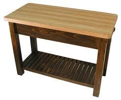 kitchen work tables islands bradley brand furniture kitchen islands work tables 4235 500 kitchen