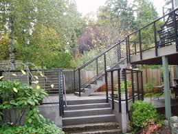 aluminum stair rail stainless cable solutions