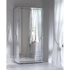 Sliding Mirror Wardrobe Wardrobe Closet With Sliding Door Closet Also Color White And
