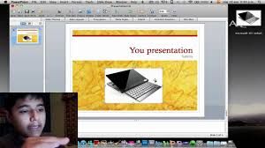 cara membuat power point di netbook how to use microsoft powerpoint in mac youtube