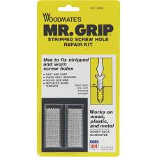 Kitchen Cabinet Repair Kit Woodmate Mr Grip Hole Repair Kit 2498 Do It Best