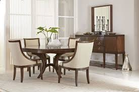 bernhardt dining room sets bernhardt beverly glen round dining table contemporary dining