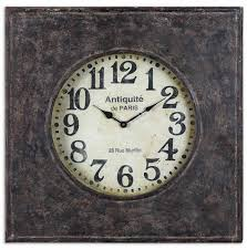Uttermost Clocks Uttermost Welcome To Nyfifth