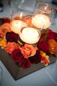 Rose Lights String by Top 25 Best Fake Flower Centerpieces Ideas On Pinterest Diy