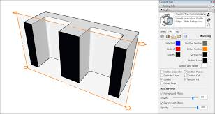 how to do a floor plan in sketchup slicing a model to peer inside sketchup knowledge base
