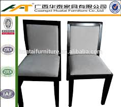 dining room chairs black lacquer french style restaurant chairs