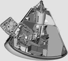 Lunar Module Interior The Apollo Spacecraft Apollo Spaceship Fossil Hunters