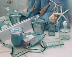 Texas Star Bathroom Accessories by Sea Glass Bathroom Accessories Luxurious White Sea Glass Bathroom