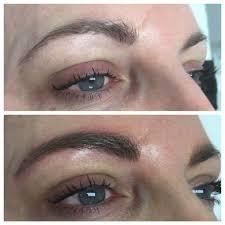 permanent makeup before u0026 after gemma kennelly manchester