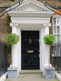 Home Porch Design Uk by Lion Door Knockers In Georgian Britain London England Travel